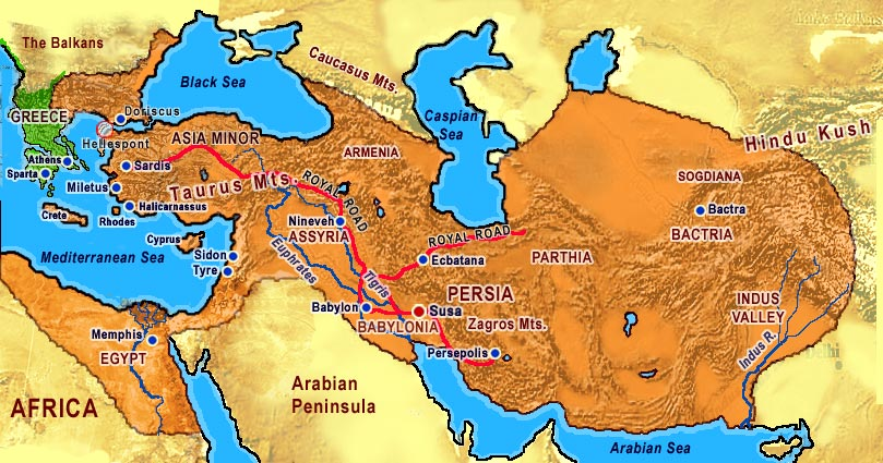 a history of the greco persian wars between the achaemenid empire of persia and greek city states Achaemenid empire (/əˈkiːmənɪd in western history as the antagonist foe of the greek city states during the greco-persian and history of modern persia.