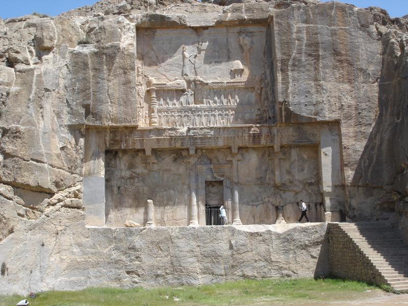 Tomb of Artaxerxes II