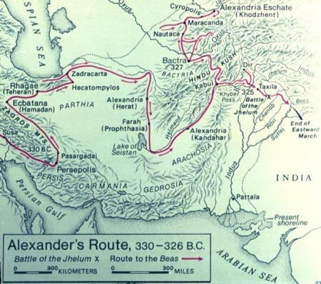 AlexanderRoutetoIndia